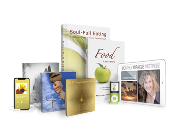 Experience Axiom Spiritual Products and Services from Maureen Whitehouse